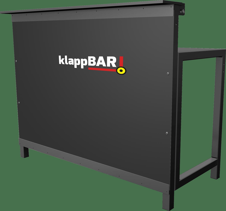 klappBAR und klappTHEKE | Mobile, klappbare und stilvolle Bars und ...